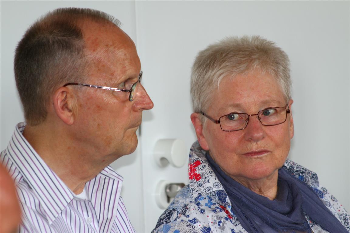 Klaus und Ingrid Sott