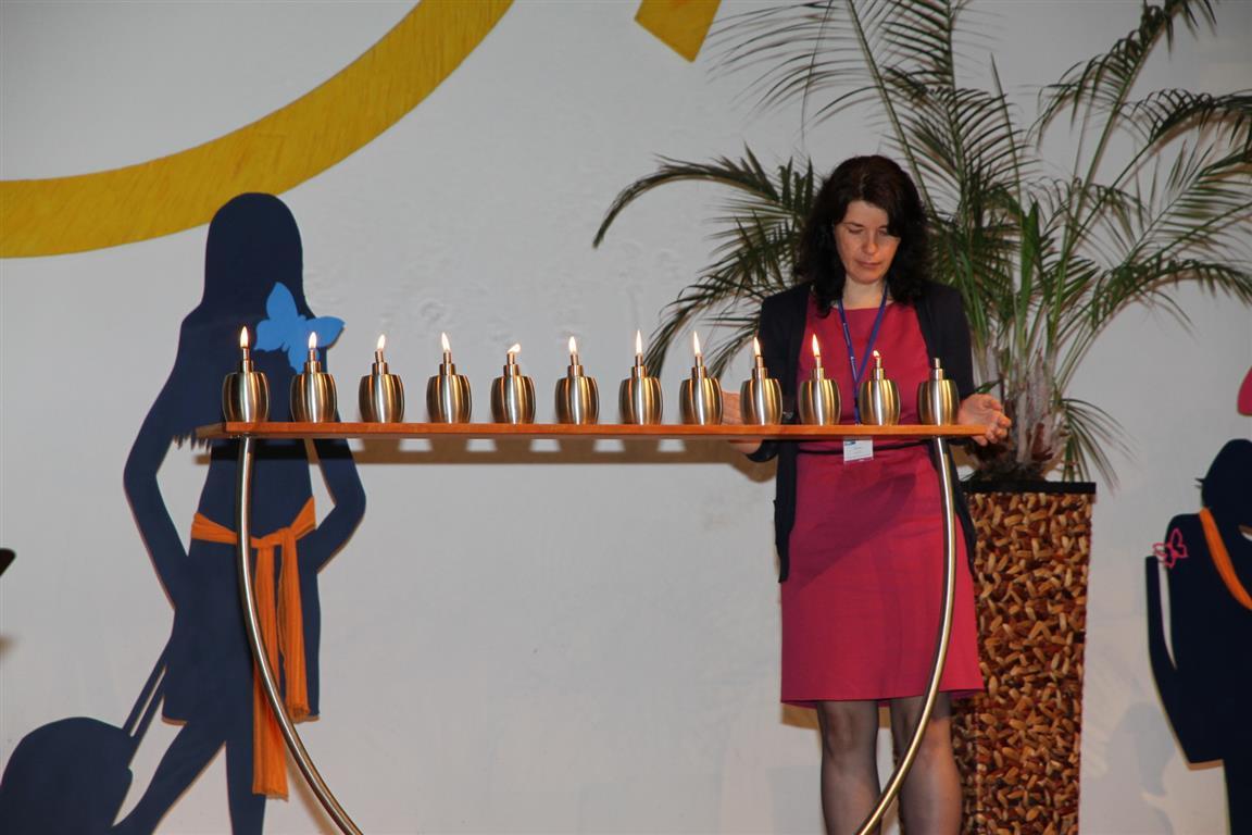 Frauenkongress 2014 der EUD